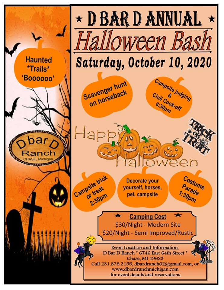 Host Of Halloween Cook Off 2020 Annual Halloween Bash/ Chili Cook off | D Bar D Ranch